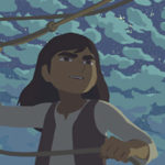 Calamity, une enfance de Martha Jane Cannary @Maybe Movie