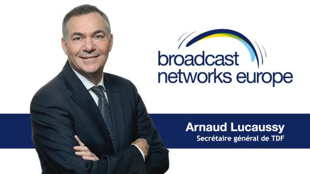 Arnaud Lucaussy nommé à la présidence de Broadcast Networks Europe © DR