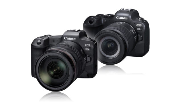 EOS R5 et R6 : la révolution Canon est en marche