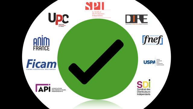 Les organisations du cinéma et de l'audiovisuel saluent la politique du gouvernement en matière de crédits d'impôt © DR