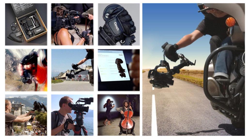 La Caman, couteau suisse des accessoires caméra pour professionnels © DR