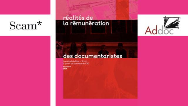 Addoc : une étude inédite de la Scam sur la rémunération des documentaristes © DR