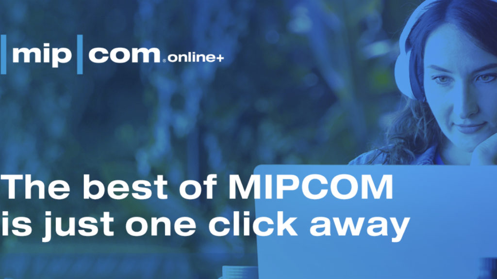 MIPCOM 2020 turns in a full digital edition © DR