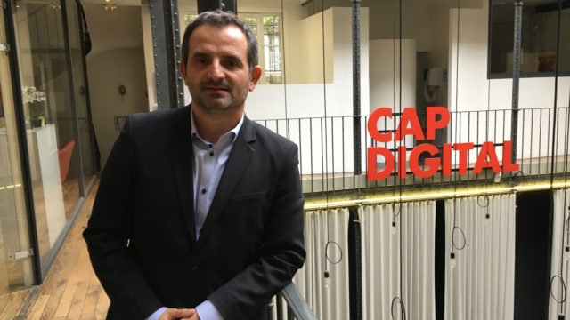 Carlos Cunha, nouveau Délégué Général de Cap Digital © DR