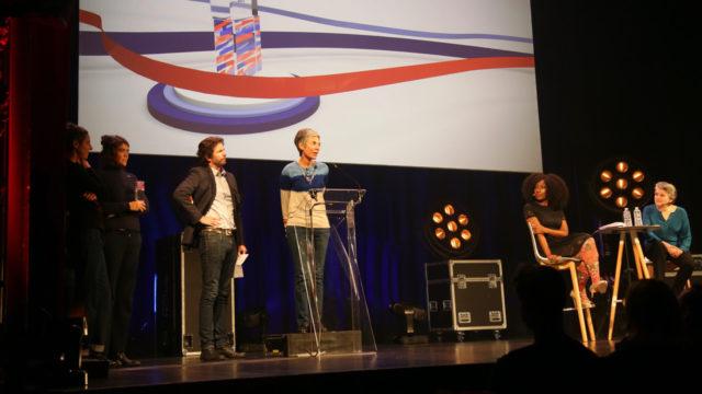 Haut et Court, lauréat du 26e Prix du producteur français de télévision en fiction © Nathalie Klimberg