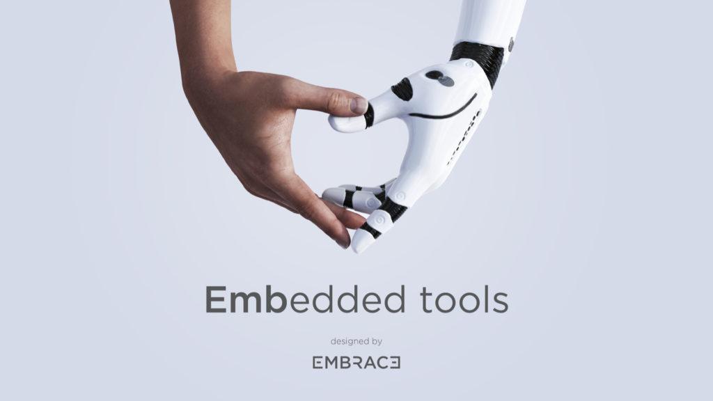 Embedded Tools d'Embrace : nouvelles extensions pour renforcer les workflows vidéo et graphique Adobe © DR