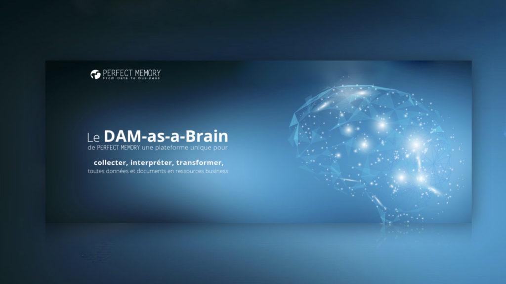 Digital Asset Management : Perfect Memory lève 5 millions d'euros pour accélérer son développement © DR