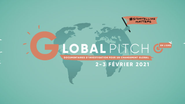 Global Pitch, la nouvelle initiative signée Sunny Side of the Doc © DR