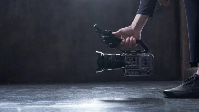Sony FX6, la nouvelle caméra professionnelle plein format © DR